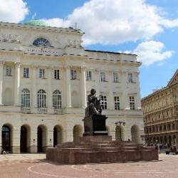 News IPPT Professors in Warsaw Scientific Society