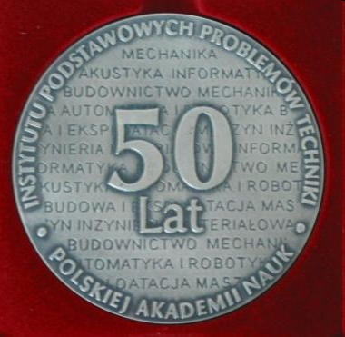 50th anniversary medal 2